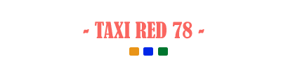 Taxi Red 78